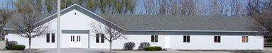 New Plymouth ID Mwnnonite church